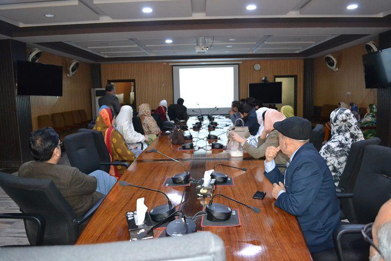 CPC Meeting - 09th of Feb 2019